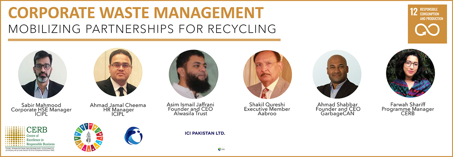 Corporate waste management - Mobilizing partnerships for recycling